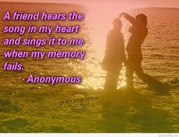 Cool Friendship Quotes Sayings And Images