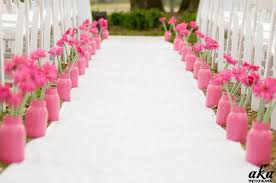 Decorated Jars For Weddings 100 Ways to Use Mason Jars at Your Wedding 56