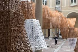 Cos Design Week Gallery Of Top 5 Courtyard Installations At Milan Design