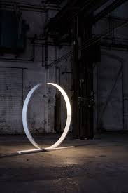 led lighting designs. timo niskanen designs giant looping led light for himmee led lighting