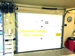 chamberlain garage door opener troubleshooting flashing light 5 times