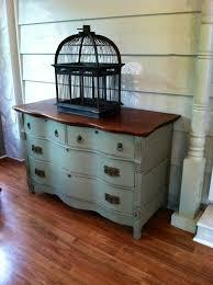 distressed antique furniture. antique buffet dresser or sideboard distressed wood painted furniture vintage d