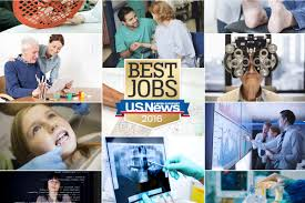 the 25 best jobs of 2016 careers us news