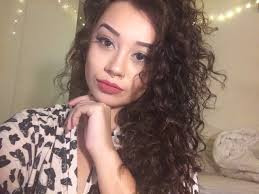 Hair Style Curly Hair how to style curly hair perm or natural youtube 8109 by wearticles.com