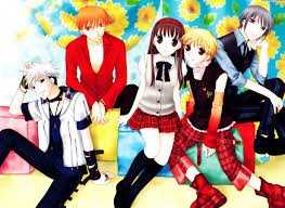 Image result for انیمه Fruits Basket