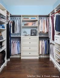 white cabinet closet