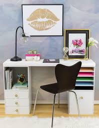 images of office decor. seal your home office with a kiss of approval this trendy decor images o