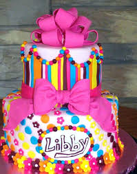 Girl Birthday Cake Ideas Princess Little Girls Cakes Images