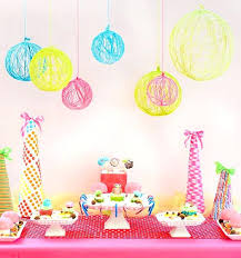 diy birthday party decorations source a decoration ideas