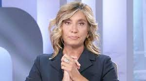 Myrta Merlino in lacrime in diretta:
