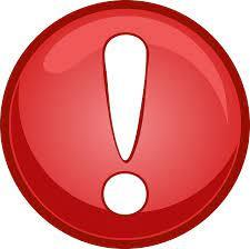 Advertencia Botón Peligro - Gráficos vectoriales gratis en Pixabay