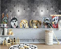 room background painting wall paper ...