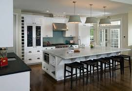White Kitchens With Wood Floors Antique Wrought Iron Bar Stools Round Shaped Bar Stools Square