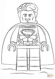 Small Picture Lego Superman Coloring Pages Gallery Coloring Ideas 318