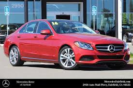 The new c450 amg performance sedan is intended to take on the audi s4 and. Used 2016 Mercedes Benz C Class For Sale Near 94112 Ca Toyota Marin
