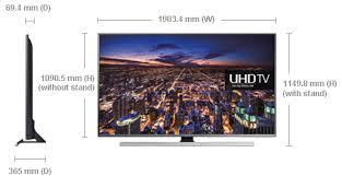 samsung tv 85 inch. dimension of ue85ju7000txxu samsung tv 85 inch