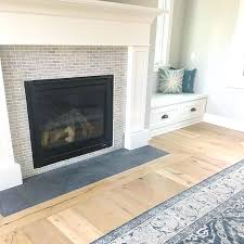 gas fireplace hearth designs best tiles ideas on mantles a stenciled