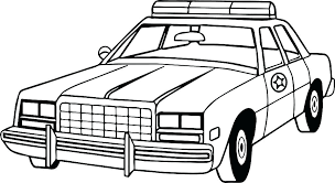 Police Car Coloring Sheets Free Cars Coloring Pages Police Cars