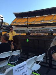 One Direction Buffalo Seating Chart Heinz Field Section F9 Row 9 Seat 7 And 8 One Direction