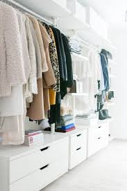 Ikea Walk In Closet Design Decorations Storage Solutions For Affordable Bedroom With