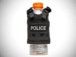 police vest drink koozie gifts for police officers