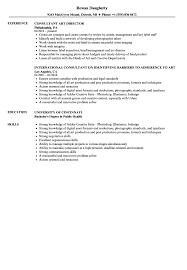 Art Consultant Sample Resume Art Consultant Resume Samples Velvet Jobs 3