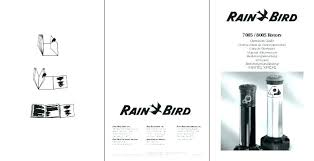 Rainbird 5000 Bigebook Co