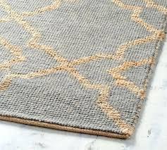 wool jute rug roll over image to zoom mini pebble wool jute rug reviews