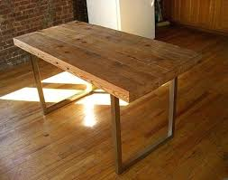 ikea office table tops. Desk Table Tops How To Make Your Own Reclaimed Wood From Scrap Ikea Corner Office