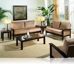 sofa outstanding simple wooden sofa sets for living room 6 graceful simple wooden sofa sets for