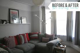 House Tour - The Living Room - Oh Gosh