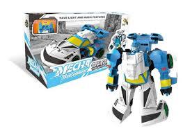 <b>Робот</b>-<b>трансформер Junfa</b> toys D622-H046A — купить по ...