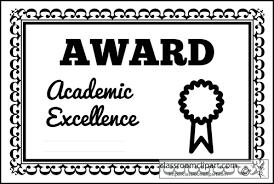 Academic Awards Cliparts Cliparts Zone