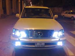 Kenan009 2007 Lexus LX Specs, Photos, Modification Info at CarDomain