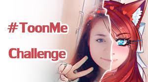 ToonMe Challenge Speedpaint