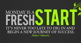 Monday Motivational Quotes For Work Beauteous Motivational Quotes For Monday Fresh Start The Sykes Group's OnPoint