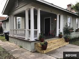home restoration paint jobs