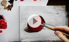 beginners acrylic still life course part 1 of 4 video will kemp art