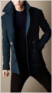 pea coats are a hit with all the las