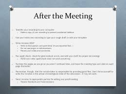 How To Write Meeting Minutes Meeting Minutes Workshop Ppt Video Online Download
