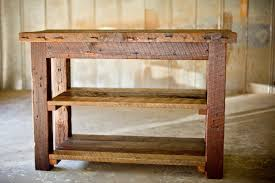 sawdust furniture. Reclaimed-wood-rustic-sons-of-sawdust-wood-working- Sawdust Furniture