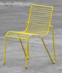 Wire furniture Plywood Triumph Outdoor indoor Furniture Mesh Stackable Wire Dining Chair Alibaba Triumph Outdoor indoor Furniture Mesh Stackable Wire Dining Chair