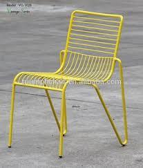 wire furniture. Kemenangan Outdoor/indoor Furniture Jala Kawat Stackable Kursi Makan Wire R