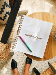 Making A Daily Planner The Secret To Making Big Goals Happen Nourished Planner