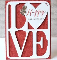 diy anniversary cards ideas for her him handmade4cards within love cards for him handmade