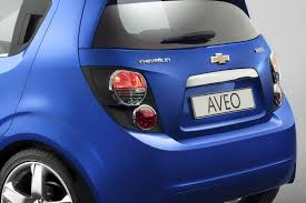 2011 Chevrolet Aveo finally goes into production
