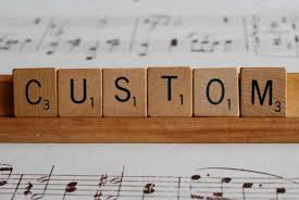 essay on social importance of customs custom