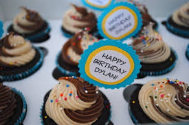 Boyfriends Birthday Cupcakes Chocolate Peanut Butter Cupcakes