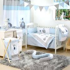 baby boy elephant crib bedding photo 3 of 8 blue elephant crib collection 4 crib bedding baby boy elephant crib bedding