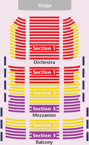 Clark State Performing Arts Center Seating Chart Clark State Performing Arts Center The Springfield